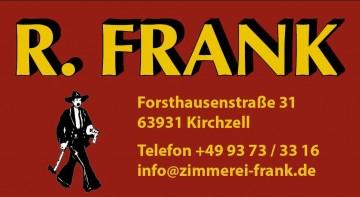 Zimmerei-Frank