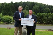 Thumbnail image for Abschlag für die gute Sache – Golfturnier zu Gunsten der Bürgerstiftung für die Region Mosbach