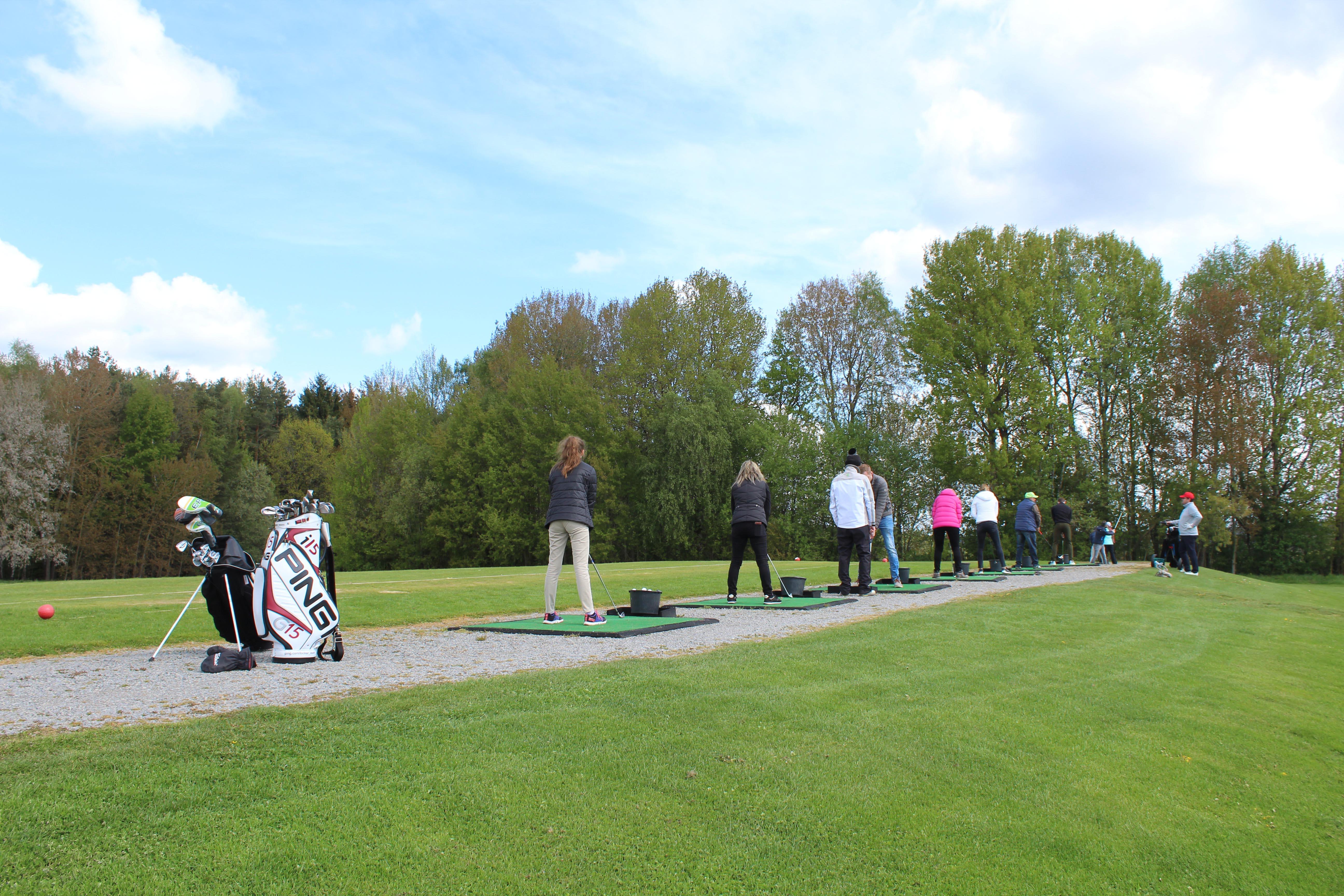 Golf bekanntschaften